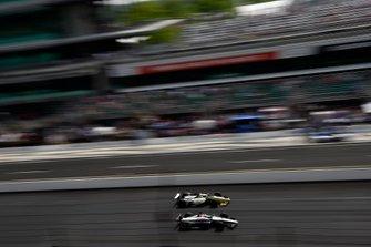 Jordan King, Rahal Letterman Lanigan Racing Honda, Charlie Kimball, Carlin Chevrolet