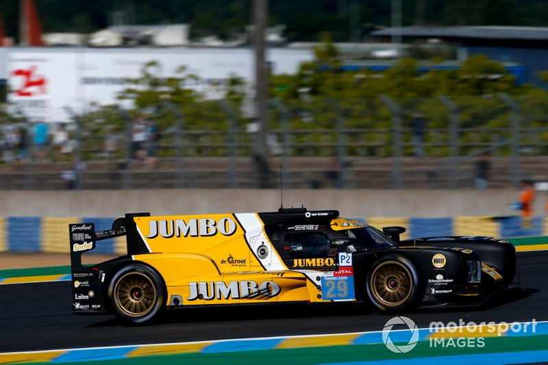 LMP2: #29 Racing Team Nederland, Dallara-Gibson P217