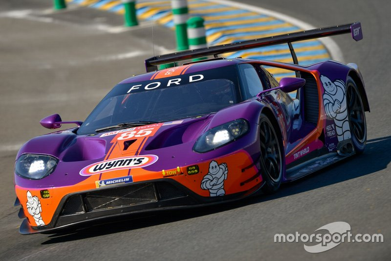GTE-Am: #85 Keating Motorsports, Ford GT