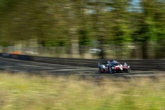 #8 Toyota Gazoo Racing Toyota TS050: Sébastien Buemi, Kazuki Nakajima, Fernando Alonso, Brendon Hartley, Mike Conway