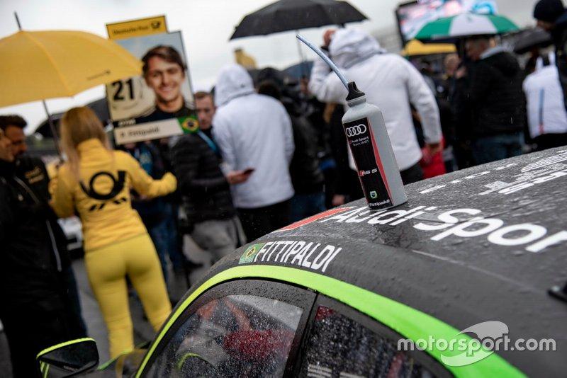 Edecán del DTM, Pietro Fittipaldi, Audi Sport Team WRT