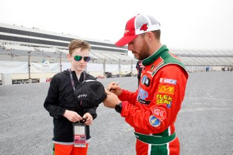 Ross Chastain, JD Motorsports, Chevrolet Camaro Protect Your Melon