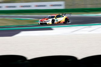 Шелтон ван дер Лінде, BMW Team RBM, BMW M4 DTM