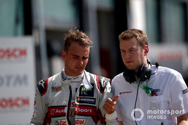 Нико Мюллер, Audi Sport Team Abt Sportsline