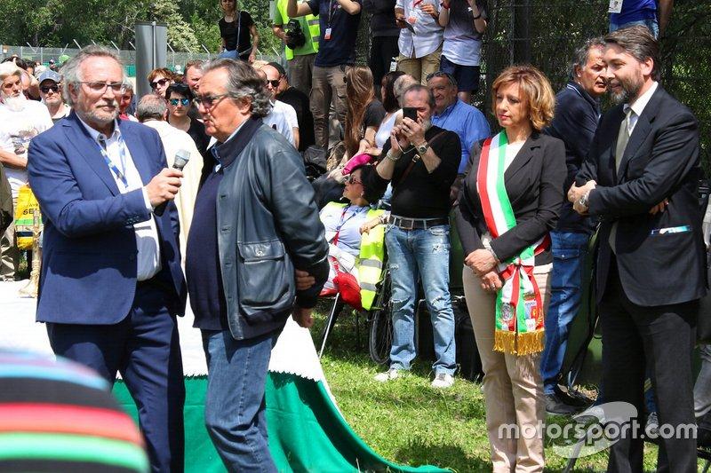 Franco Nugnes, Direttore di Motorsport.com Italia, intervista Gian Carlo Minardi