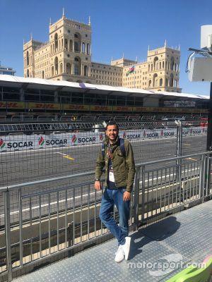 Azerbaycan GP atmosfer