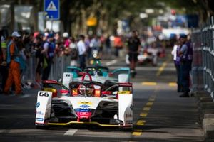 Daniel Abt, Audi Sport ABT Schaeffler, Audi e-tron FE05 Tom Dillmann, NIO Formula E Team, NIO Sport 004