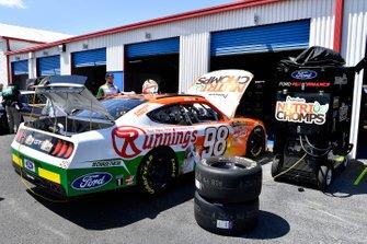 Chase Briscoe, Stewart-Haas Racing, Ford Mustang Nutri Chomps/Runnings