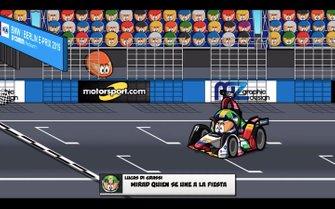 Di Grassi gana el ePrix de Berlín 2019
