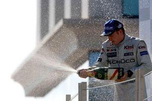 1. Kimi Räikkönen, McLaren