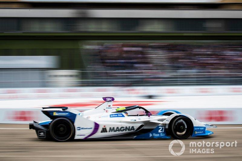 Александр Симс, BMW I Andretti Motorsports, BMW iFE.18