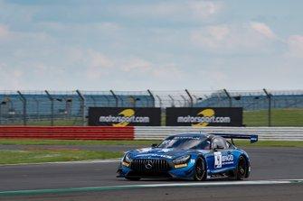 #4 BLACK FALCON Mercedes-AMG GT3: Luca Stolz, Yelmer Buurman, Maro Engel