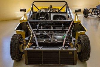 McDowell 1000 with Maruti Gypsy Engine