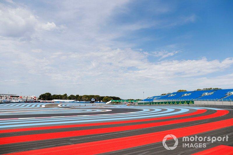 9- GP de Francia (28 de junio), en Le Castellet