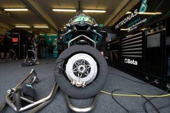 Petronas Yamaha SRT bike
