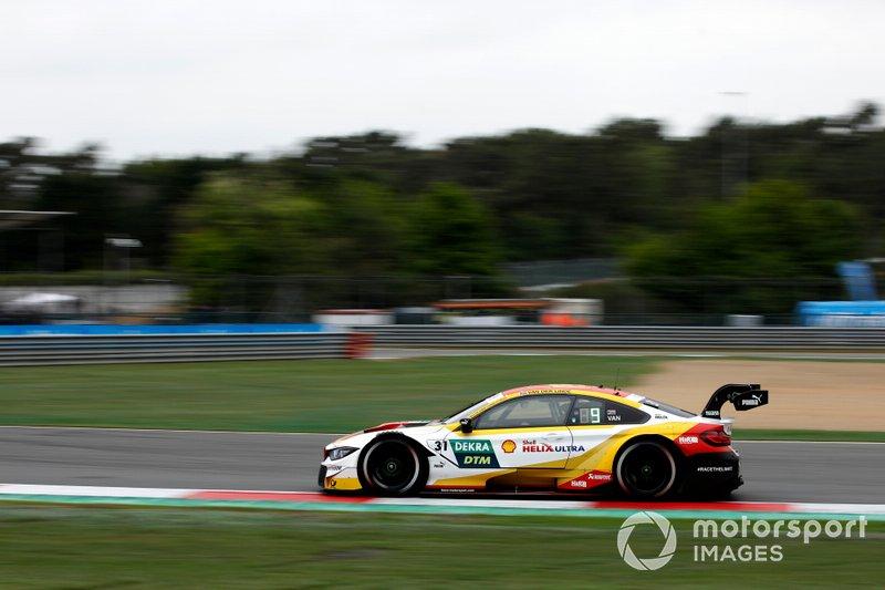 Shelton van der Linde, BMW Team RBM, BMW M4 DTM