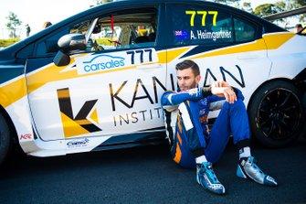 Andre Heimgartner, Kelly Racing Subaru WRX STI TCR