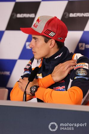 Marc Marquez, Repsol Honda Team, shoulder injury