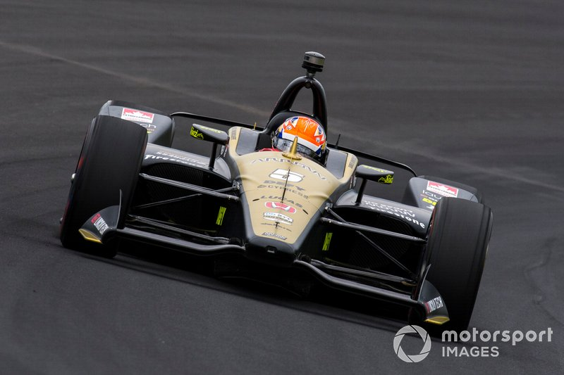 32º #5 James Hinchcliffe, Arrow Schmidt Peterson Motorsports, Arrow Schmidt Peterson Motorsports Honda: 227.543 mph