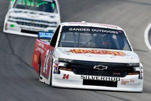 Brett Moffitt, GMS Racing, Chevrolet Silverado