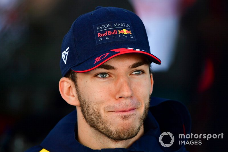 Pierre Gasly, Red Bull Racing - 7 puan