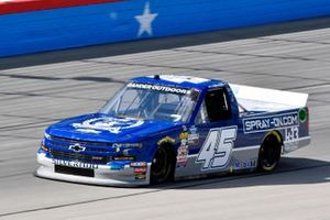 Kyle Benjamin, Niece Motorsports, Chevrolet Silverado International Cellulose
