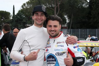 Paolo De Conto, Promodrive e Simone Iaquinta, Ghinzani Arco Motorsport