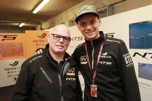 Spaan, Bo Bendsneyder, RW Racing GP