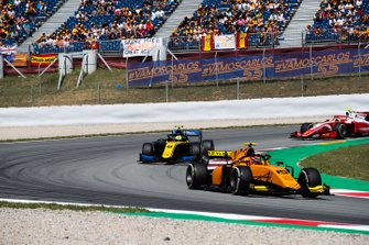 Jack Aitken, Campos Racing, Luca Ghiotto, Uni Virtuosi Racing