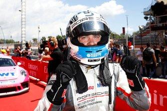 Race winner Julien Andlauer, BWT Lechner Racing