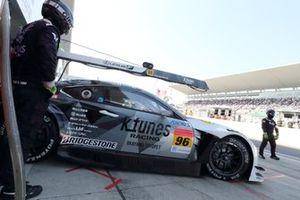 #96 K-Tunes Racing LM Corsa Lexus RC F GT3: Morio Nitta