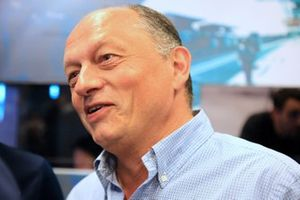 Frederic Vasseur, Director Alfa Romeo Racing