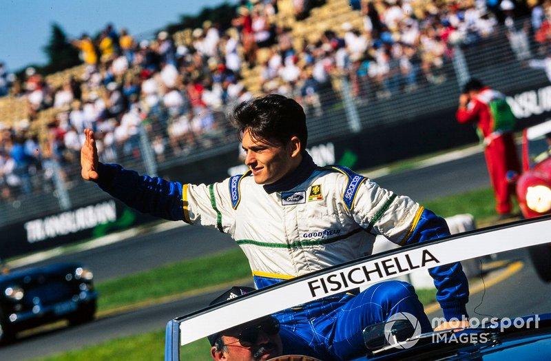Giancarlo Fisichella, Minardi Team