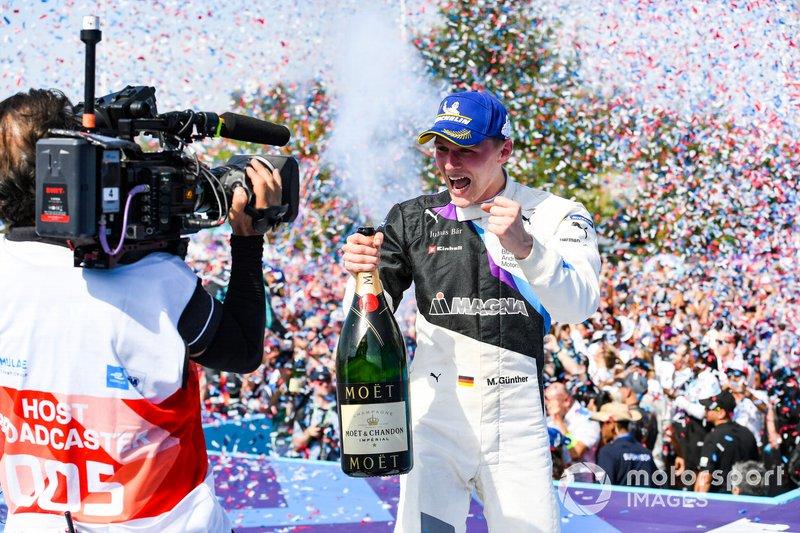 Maximilian Günther, BMW I Andretti Motorsports, 1° classificato