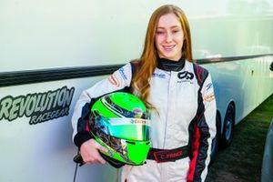 Courtney Prince, Sonic Motor Racing