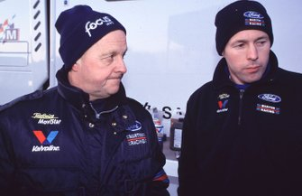 Colin McRae, Ford and father Jimmy