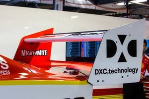DJR Team Penske Ford rear wing