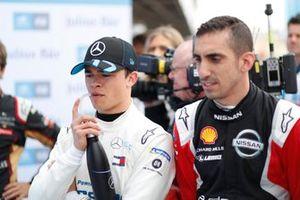 Nyck De Vries, Mercedes Benz EQ, EQ Silver Arrow 01, Sébastien Buemi, Nissan eDams, Nissan IMO2