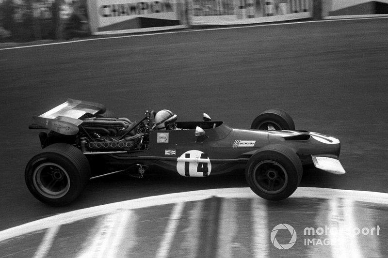 John Surtees, Owen Racing Organisation, BRM P139