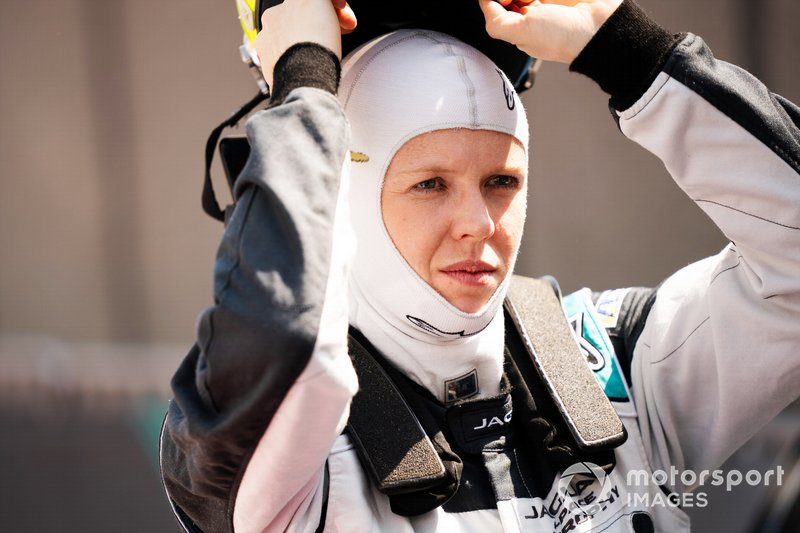 Alice Powell, Jaguar Ran Racing eTROPHY Team Germany