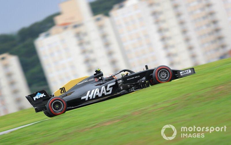 9º - Kevin Magnussen, Haas F1 Team VF-19