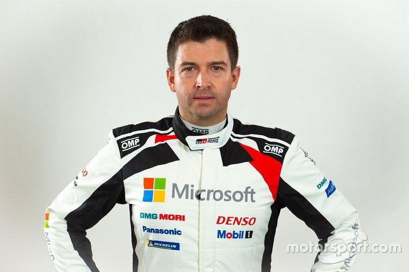 Scott Martin, Toyota Racing