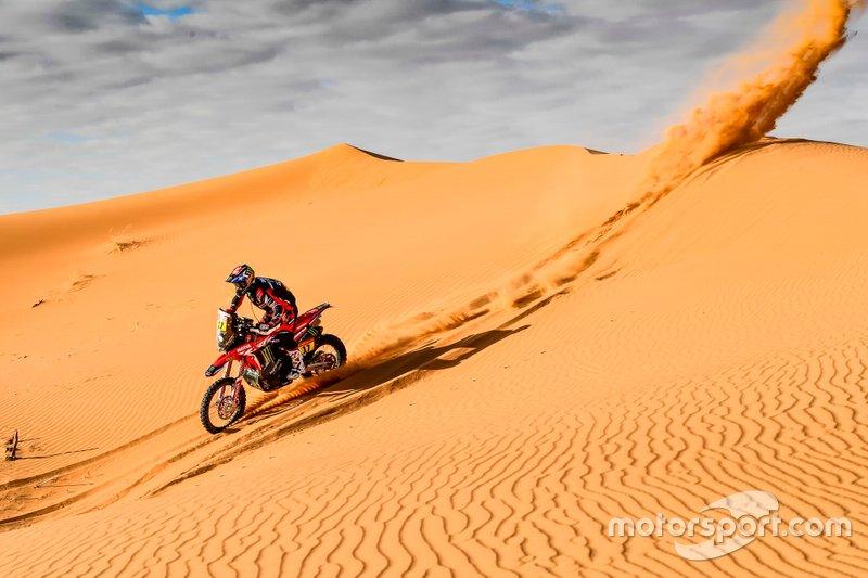 #17 Monster Energy Honda Team: Jose Ignacio Cornejo Florimo