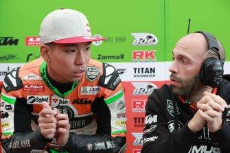 Kazuki Masaki, RBA Racing Team, Moto3