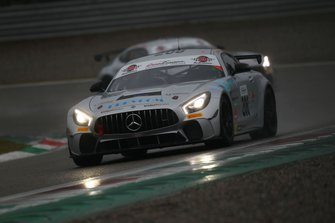 #208 Mercedes AMG-GT4, Nova Race Events: Magnoni-Garbelli
