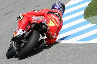 Jorge Lorenzo, Fortuna Aprilia, Moto2 2006, 250cc: Jerez