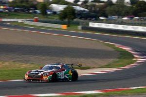 #10 Mercedes-AMG Team SPS Automotive Performance Mercedes-AMG GT3: Luca Stolz, Maximilian Götz, Yelmer Buurman