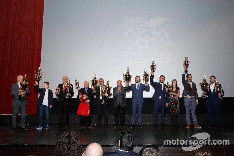 TOSFED Gala Gecesi, Türkiye Historic Ralli Şampiyonası
