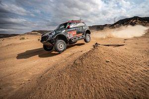 Орландо Терранова и Бернардо Грауэ, X-raid Mini JCW Team, Mini JCW Rally (№311)