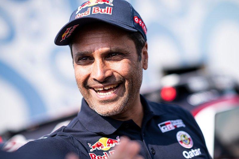 #300 Toyota Gazoo Racing: Nasser Al-Attiyah